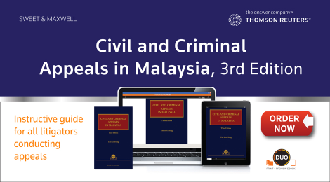 Civil and criminal appeals in Malaysia